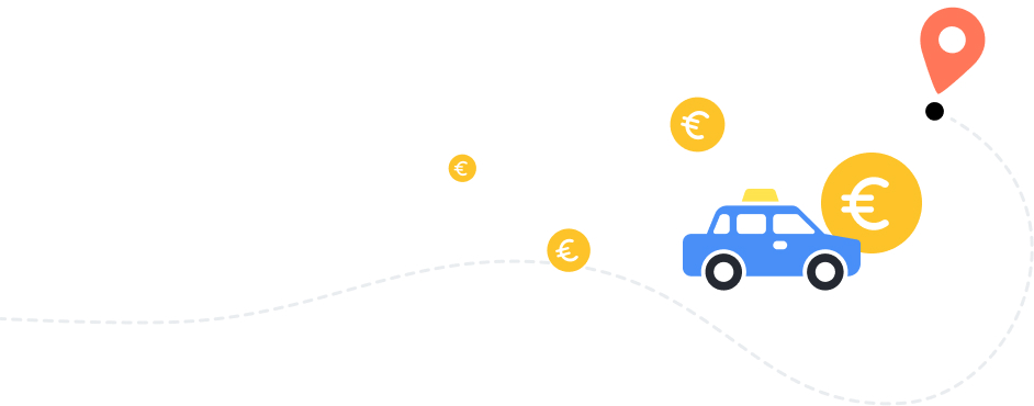 """<span class=""""green"""">Cheap airport transfer</span><br> in Germany"""